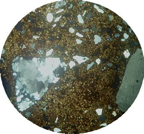 siderite in thin section page41dogger whitby