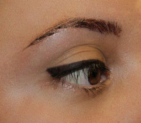 tattoo eyebrows okc 14 best permanent eyeliner styles images on pinterest
