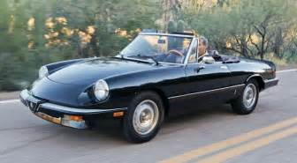 alfa romeo spider photos informations articles