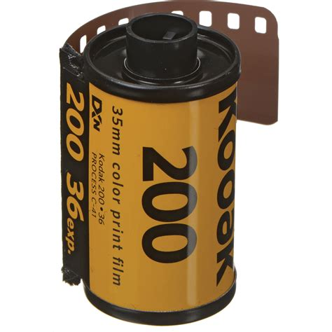 koak gold kodak gold 200 color negative film 6033997 b h photo video