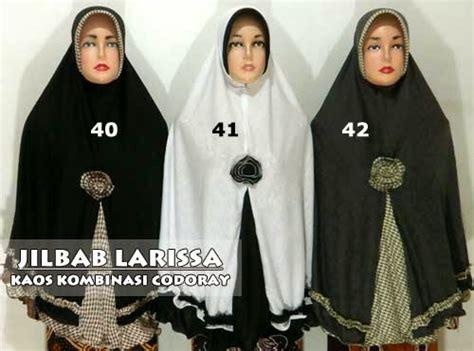 Jilbab Instan Larissa jilbab panjang jumbo murah