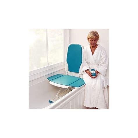 Bathmaster Sonaris Reclining Bath Lift by Bathmaster Sonaris Reclining Bath Lift Medsource Usa