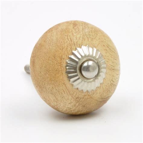 Wooden Knobs by Light Wood Knob Wooden Cabinet Knob Wood Knob