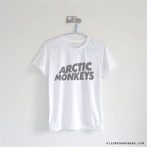 T Shirt Arctic 6 by 17 Best Arctic Monkeys Clothing Images On