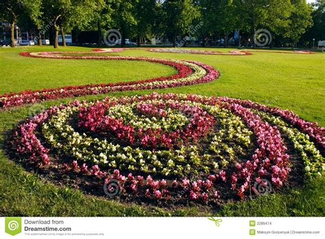 Flower Bed Stock Images Image 2289474 What Is A Flower Garden