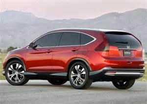 2014 Honda Crv Mpg 2014 Honda Crv Changes And Fuel Economy Sports Cars Motor