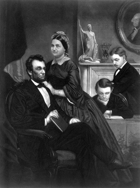 family lincoln abraham lincoln family