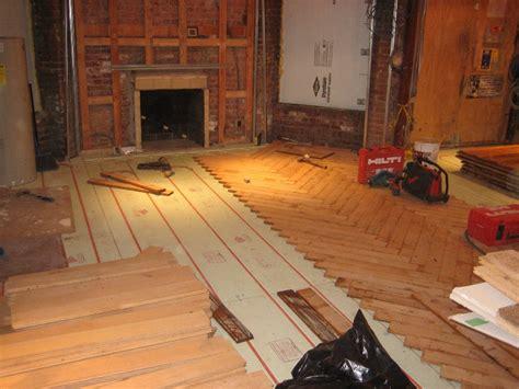 hardwood flooring new york city hardwood floors radiant flooring risks reality and