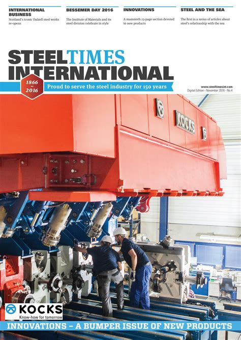 ta bay times business section steel times international digital november 2016 by quartz
