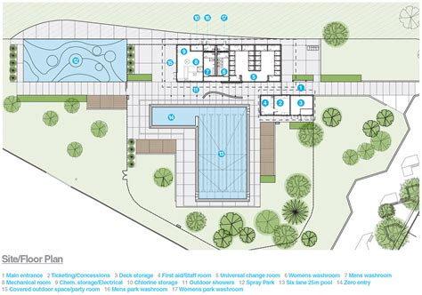 swimming pool floor plan gallery of queen elizabeth outdoor pool group2