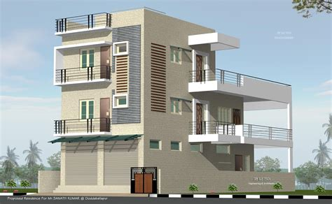 3d House Plans Indian Style by Indian Style House Design Latest 3d House Plan Friv 5