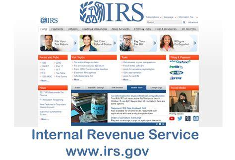 www irs govov irs internal revenue service www irs gov kikguru