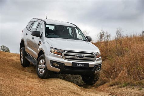ford everest ford everest expanded range 2016 specs pricing cars