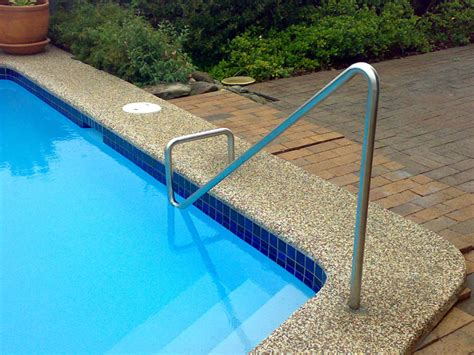 Pool Handrail Keystone Stainless Sydney Metal Fabrication And