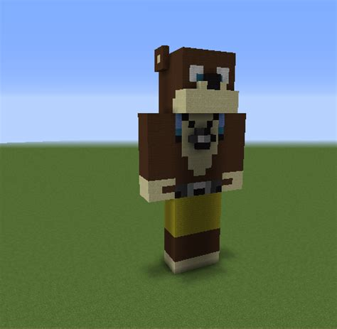 L for Lee Statue - GrabCraft - Your number one source for ... L For Lee Minecraft Channel