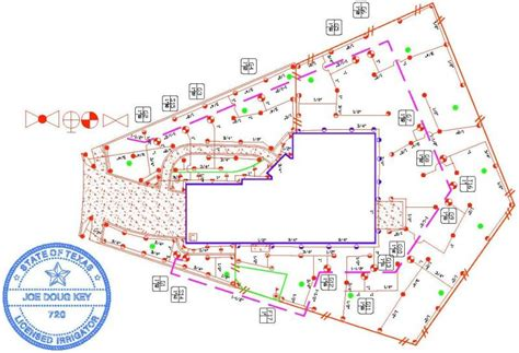 irrigation design software free home irrigation plans