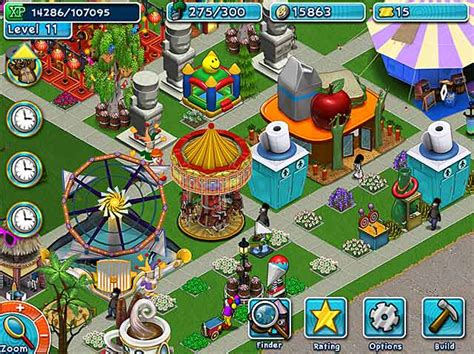 download theme park pc game golden ticket an amusement park sim game gt download pc game