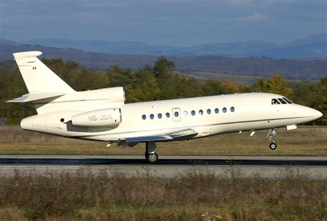 exec jet hb jsw executive jet dassault falcon 900 series at basel mulhouse photo id