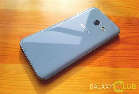 Anticrack Samsung Galaxy A3 2017 samsung galaxy a3 2017 review bijna de galaxy s7 mini galaxy club