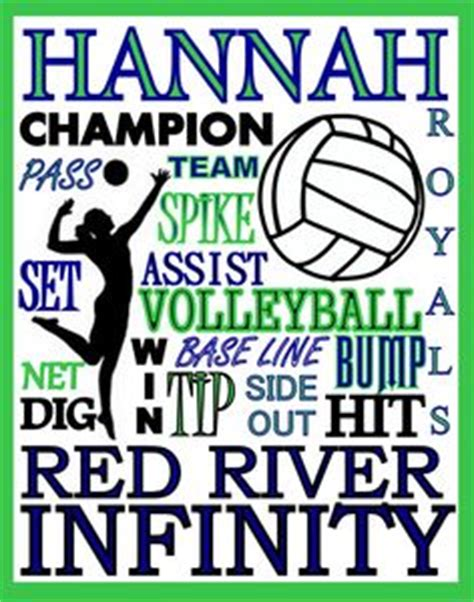 printable volleyball locker decorations volleyball and templates on pinterest