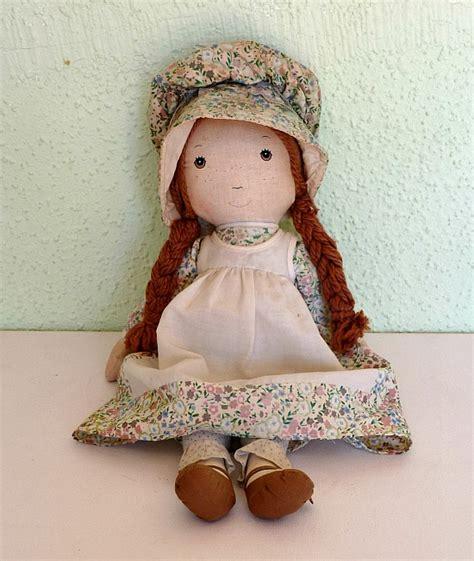 80s rag doll 70s vintage rag doll hobbie collection