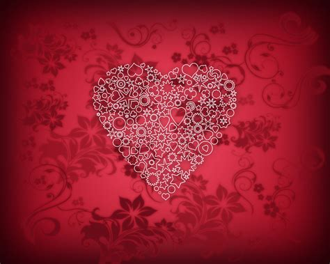 valentines dy windows 7 s day wallpaper 2011