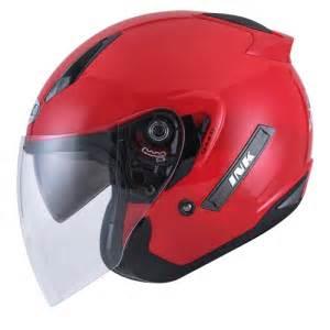 Murah Helm Ink Metro Solid White helm ink metro 2 solid pabrikhelm jual helm murah