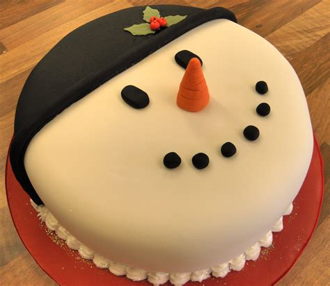 sugar craft for beginners christmas cake