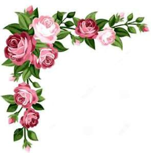 Frame Photo Meja Cantik Bunga Pink 20 water slide nail transfer light and pink flower corner tip 3 8 inch ebay