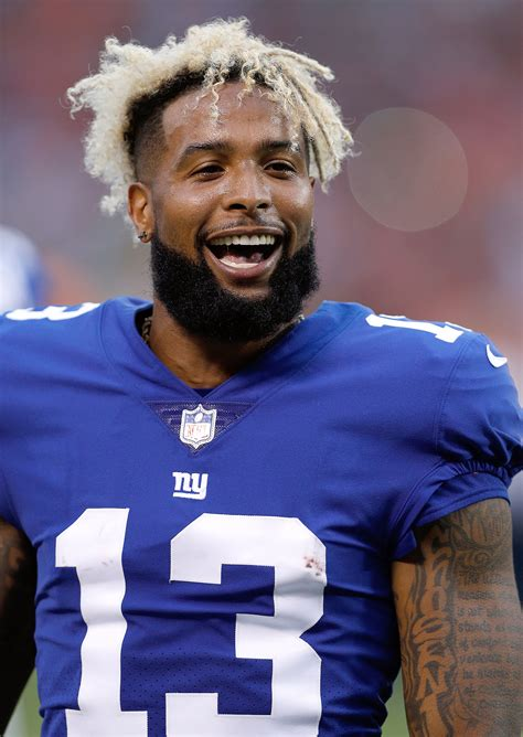 Whats The Haircut Odell Beckham Jr Called | whats odell beckham jr hair cut called whats odell