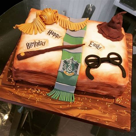 17 best images about harry potter cake ideas on