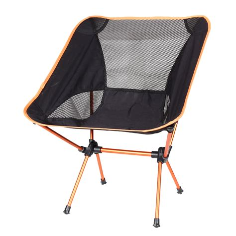 Ember Lipat Portable Foldable Waterproof lightweight chair outdoor portable folding lightweight cing chair for hiking fishing