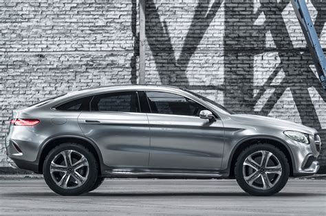 hyundai merced mercedes concept coupe suv look motor trend