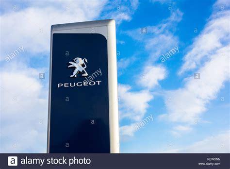 peugeot car company peugeot car company stock photos peugeot car company