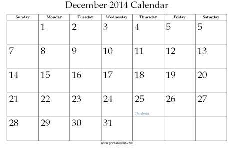 printable calendar for december 2014 and january 2015 december 2014 printable calendar