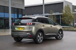 Peugeot 3008 Review 2016 Peugeot 3008 2 0 Bluehdi 180 Gt Review Review Autocar