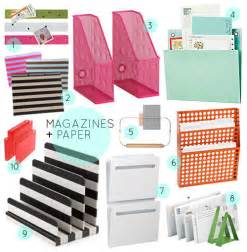 Organizational Items 30 Great Home Office Organizing Tools Design Sponge