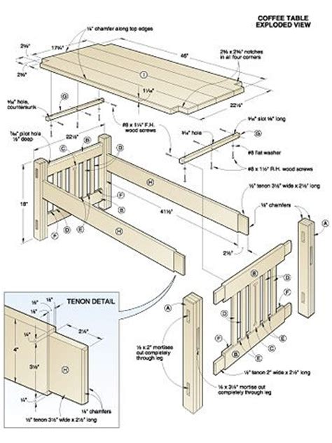 678 best images about plans for wood furniture on
