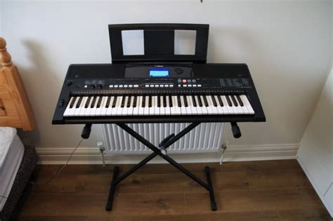 Second Keyboard Yamaha E433 yamaha psr e433 like new never used for sale in swords dublin from fazolx1