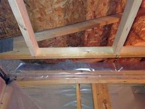 Vapor Barrier Bathroom Ceiling What Is Correct Vapour Barrier Method For Bathroom Ceiling