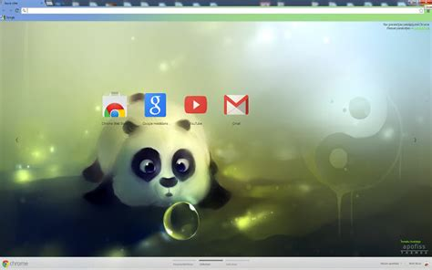 theme google chrome panda 9 trending chrome themes for december brand thunder