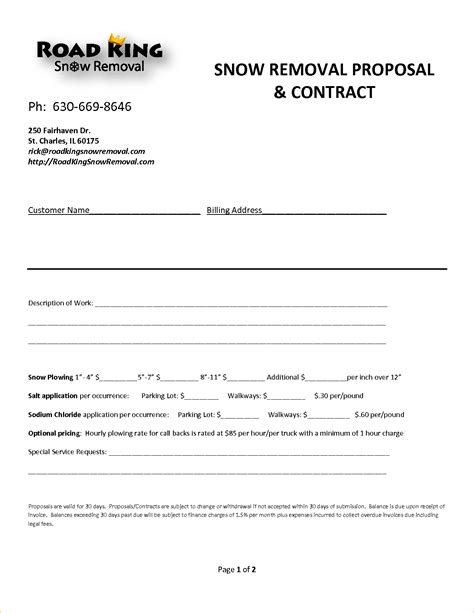 proposal and contract template targer golden dragon co