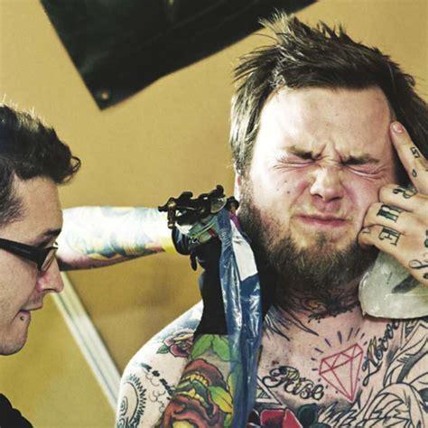 tattoo pain test the undergrounds