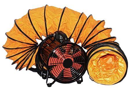 Kipas Penyedot Asap portable axial blower portable axial blower fan