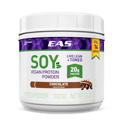 best soy protein eas soy protein powder nutrition facts nutrition ftempo