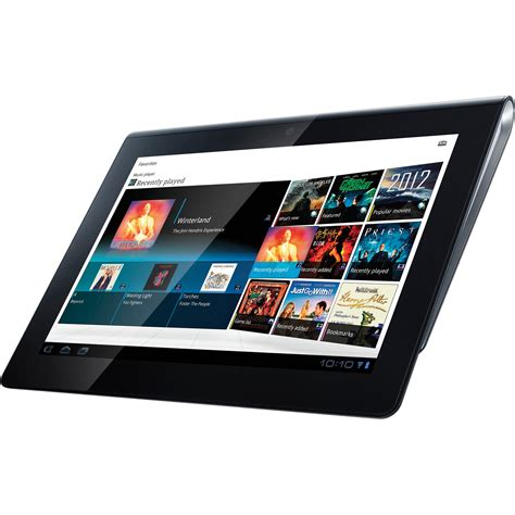 Sony Tablet S 32gb sony 32gb 9 4 quot tablet s sgpt112us s b h photo
