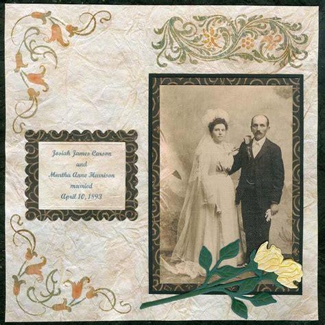 tumblr themes vintage scrapbook free vintage wedding day scrapbook layout wedding