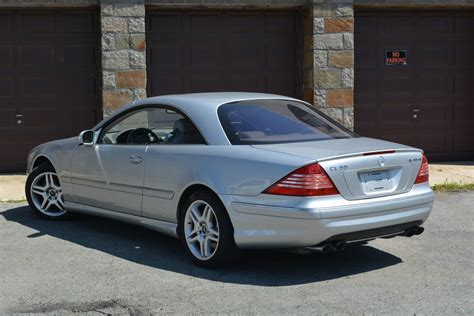 mercedes cl55 amg 2004 mercedes cl55 amg coupe
