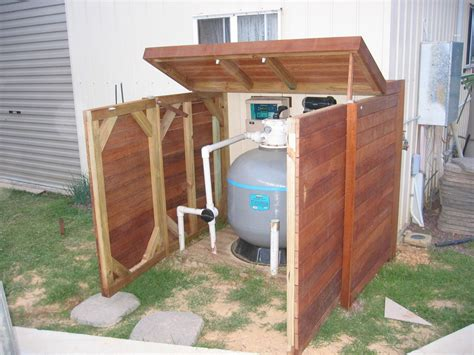 Shed For Pool Equipment by Pool Enclosures Da Building Services