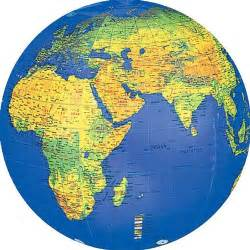 World Globe Map by World Globe Map Round Computer Mouse Pad New Cool Fun Ebay